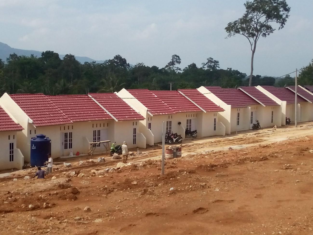 pembangunan perumahan murah
